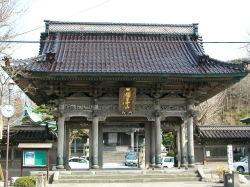 高龍寺山門
