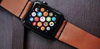 Apple Watch deri kayış