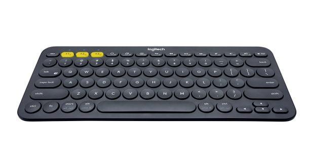 1d8d7e83050 Logitech K380 Multi-Device Bluetooth Keyboard ile bilgisayarınızda, akıllı  telefonunuzda ve tabletinizde kablosu klavye rahatlığını yaşayabilirsiniz.