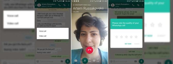 WhatsApp video sohbet özelliği yayında - Webrazzi