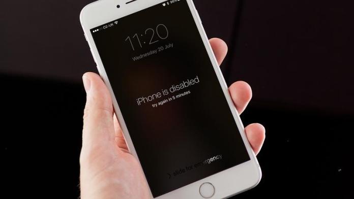iPhone kilitleyen video