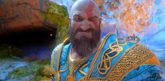 god of war fotoğraf modu