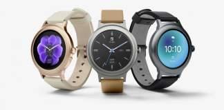 LG'nin yeni akıllı saati