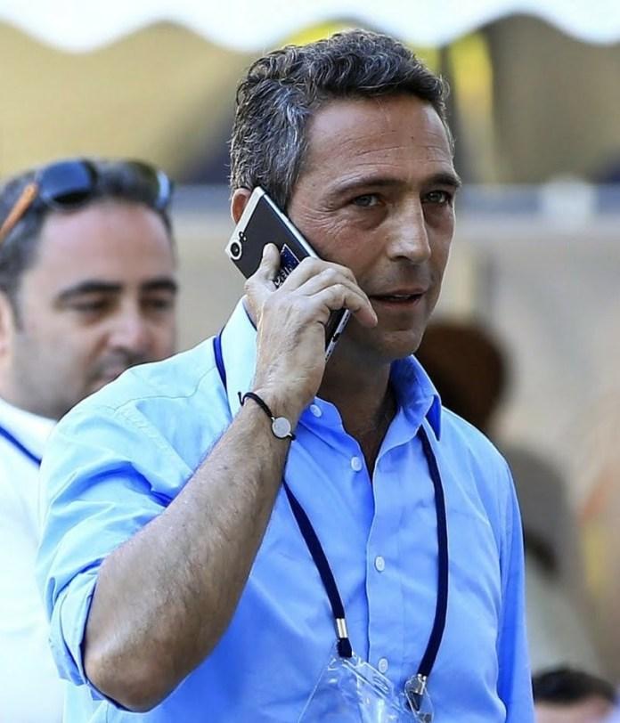 Ali Koç telefon konusunda hangi markaya güveniyor? Öncelikle yeni Fenerbahçe başkanı Ali Koç'u DG ekibi olarak tebrik ediyoruz. Haberimizin konusu ise spor değil sadece teknoloji? Bakın Fenerbahçe başkanı hangi akıllı telefonu kullanıyor?