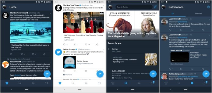 Android için Twitter
