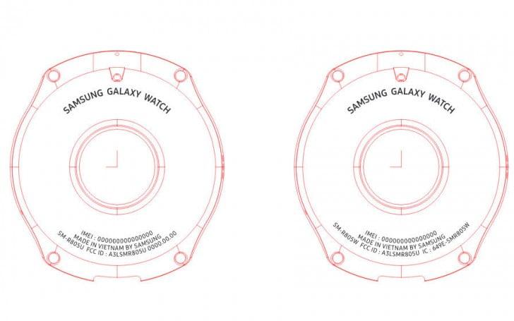 Galaxy Watch Iki Ayrı Boya Sahip Olacak Donanım Günlüğü