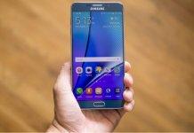 Note 5 ve Galaxy S6 edge güncelleme