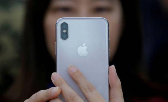 iPhone X hack