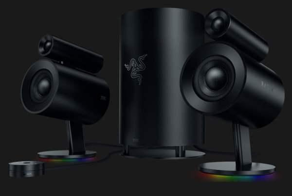 Razer Nommo Pro 2.1 Gaming Speaker incelemesi
