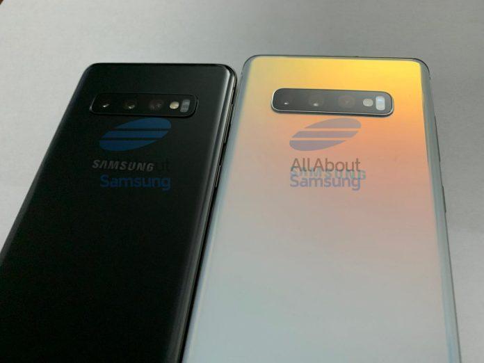 Galaxy S10 ve Galaxy S10+