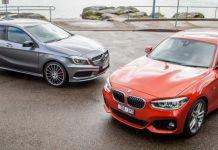 Mercedes-Benz ve BMW