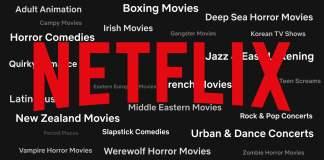 Gizli Netflix kodları