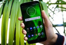 Motorola G6 için Android 9.0 Pie
