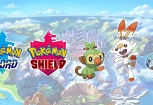 Pokemon Sword ve Pokemon Shield