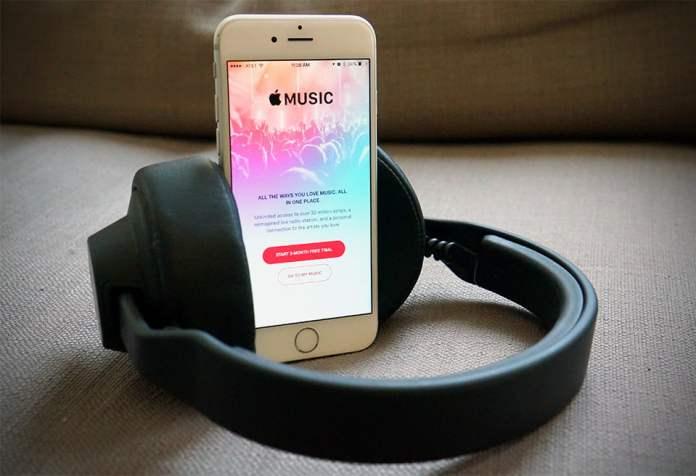 Ücretsiz Apple Music
