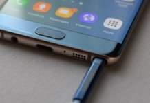 Galaxy Note 7 FE için Android Pie