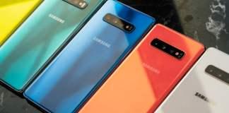 Galaxy S10 batarya hatası