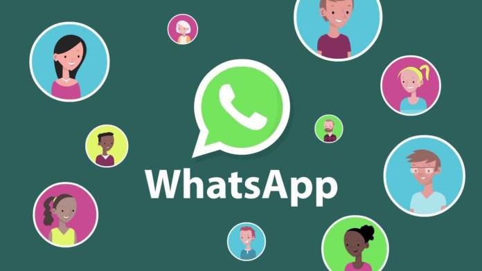 WhatsApp grup gizlilik