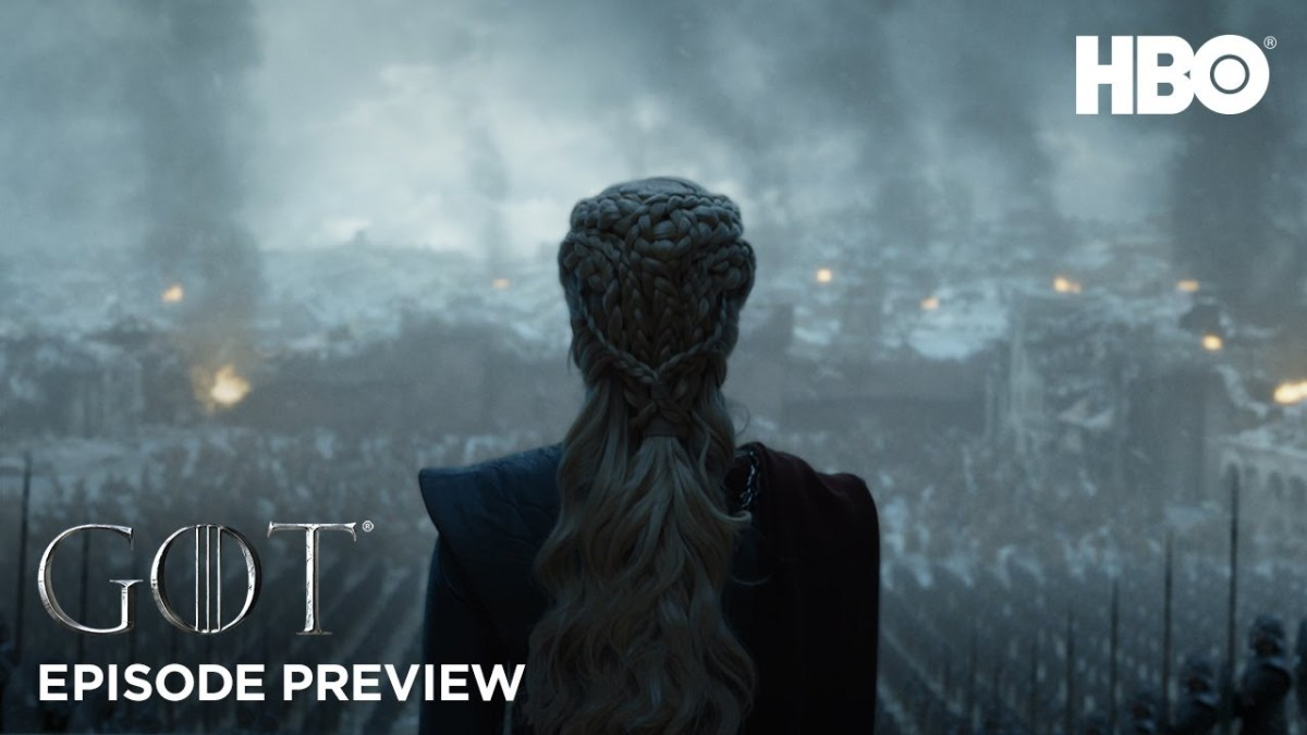 Game of Thrones 8. Sezon 6. Bölüm fragmanı yayınlandı!