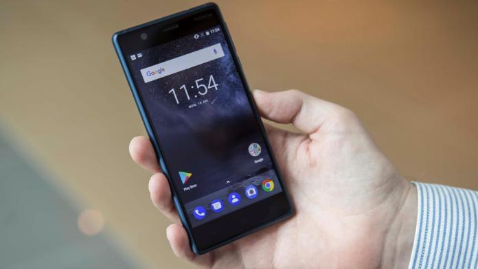 Nokia 3 için Android 9.0 Pie