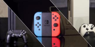 Sony Microsoft ve Nintendo