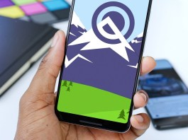 Android Q Beta 5