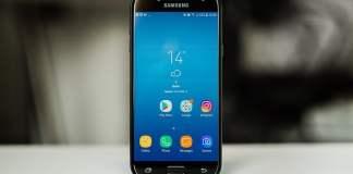Galaxy J5 (2017) için Android Pie