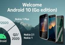 Android 10 Go alacak Nokia modelleri