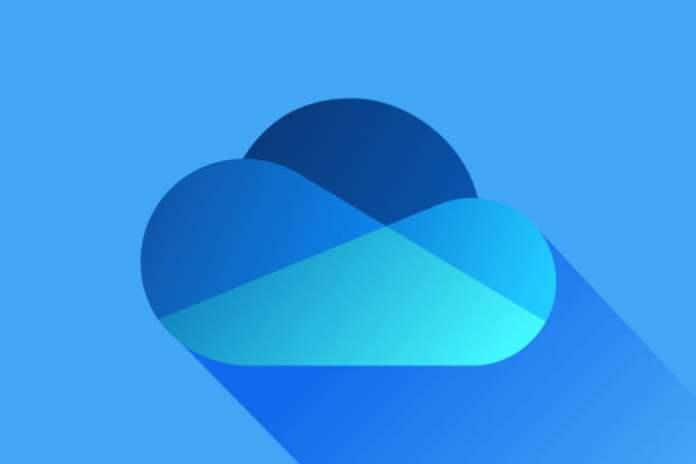 OneDrive için karanlık tema