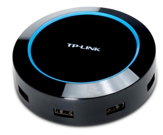 TP-link UP540, 5 portlu USB şarj cihazı ile kolay ve hızlı şarj