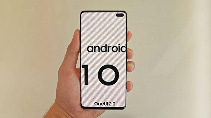 Android 10 alacak Samsung telefonlar
