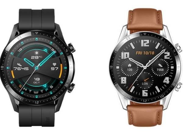 Huawei Watch GT 2 akıllı saat inceleme