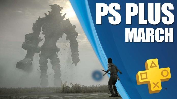 PlayStation Plus Mart 2020 oyunları