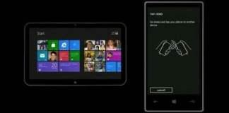 Microsoft NFC