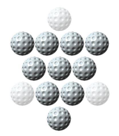Solução do desafio 17 – Bolas de golfe Dona Sebenta