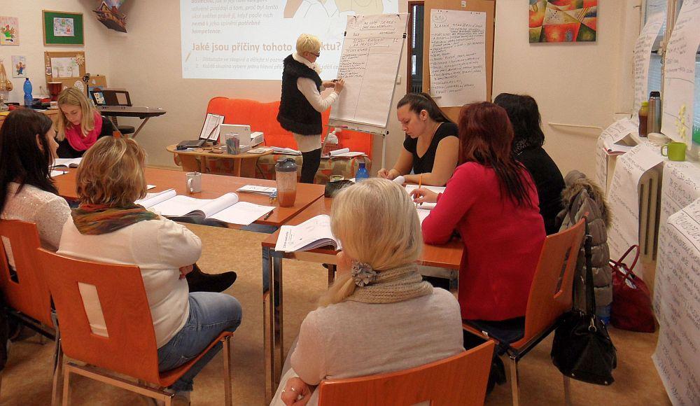 Profesní seniorita – sociální služby, Olomoucký kraj