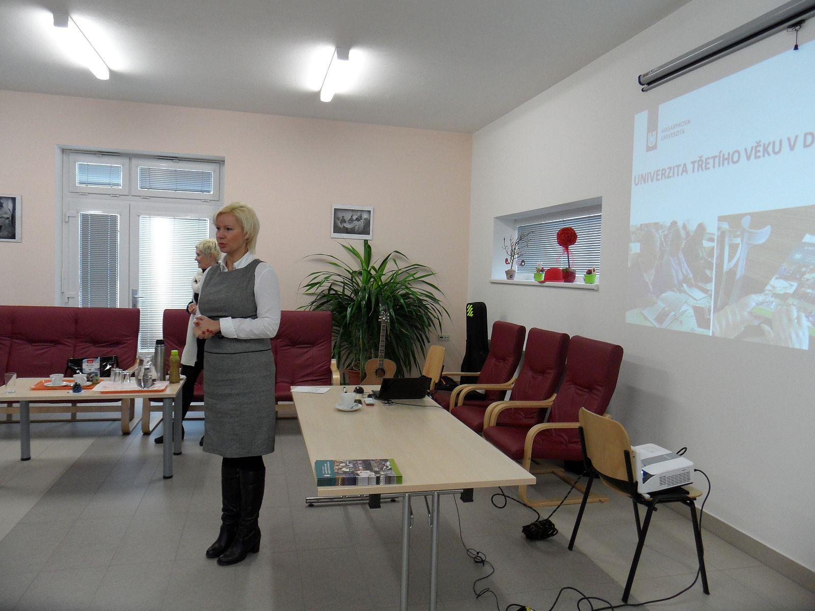 Univerzita 3. věku – město Znojmo zahájilo kurzy roku 2017