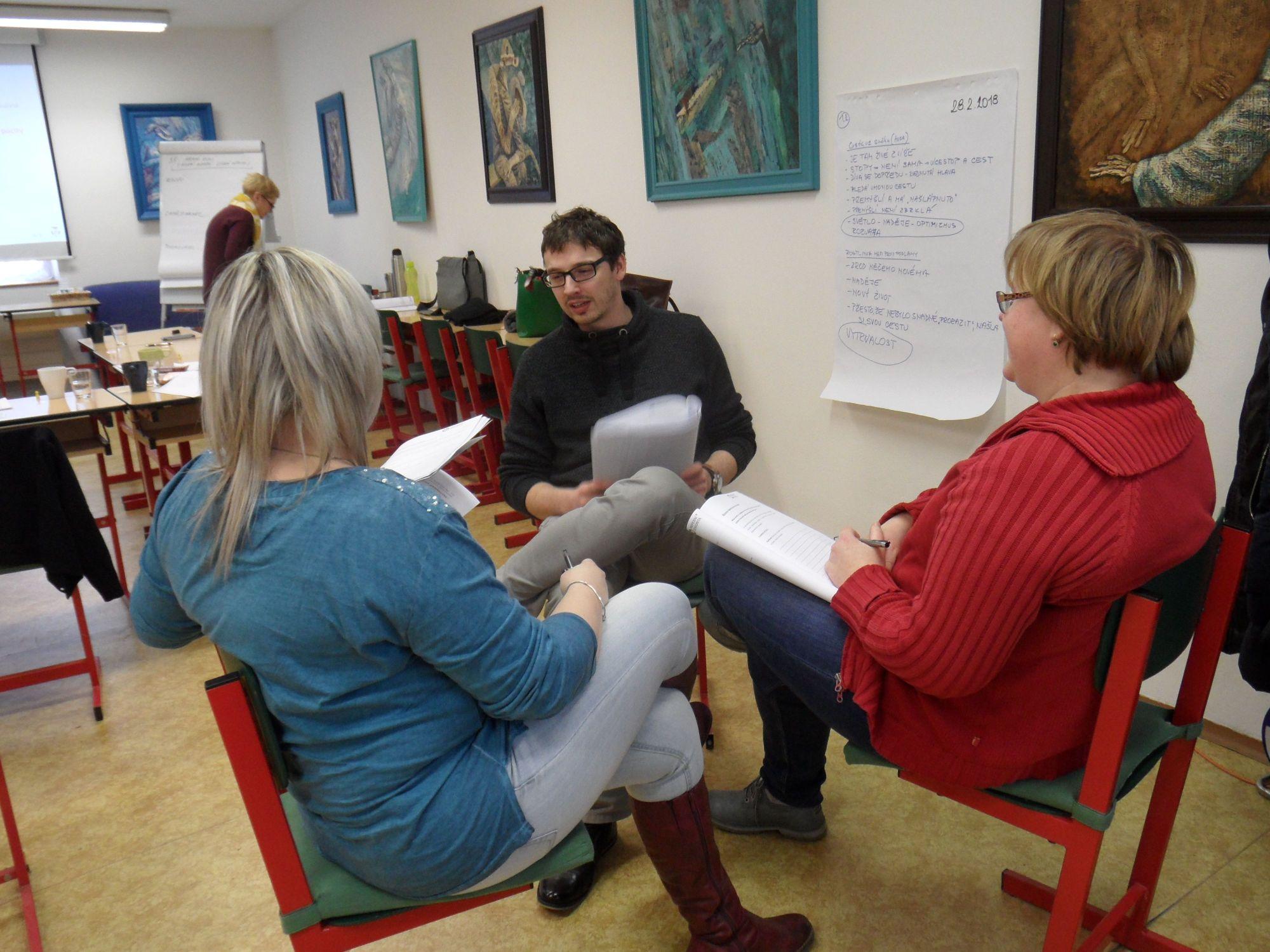 Plánování profesního rozvoje v sociálních službách