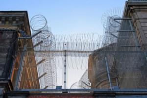 zeitige Freiheitsstrafe im Hochsicherheitsgefängnis