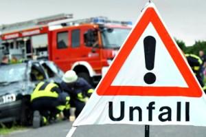 kocsi baleset Németországban