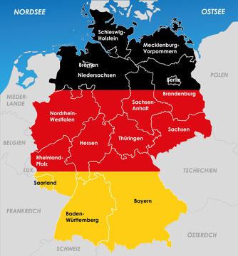 Német büntetőjog – nagy különbségek vannak a tartományok között
