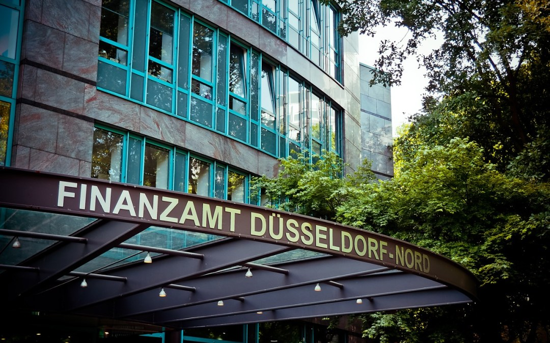clearance statement from German tax-office in a German inheritance case