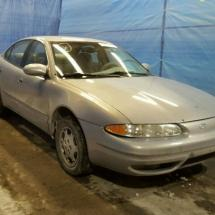 Discounted 1999 OLDSMOBILE ALERO GL 2.4L