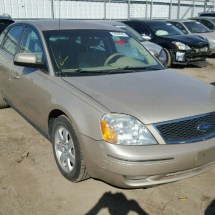 Donated 2005 FORD FIVE HUNDRED 3.0L