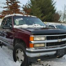 Discounted 1998 CHEVROLET K1500 5.7L