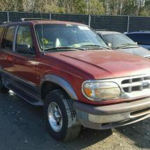 Donated 1997 FORD EXPLORER 4.9L