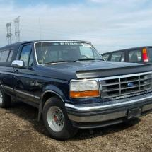 Donated 1993 FORD F150 4.9L