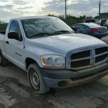 Donated 2006 DODGE RAM 1500 S 3.7L