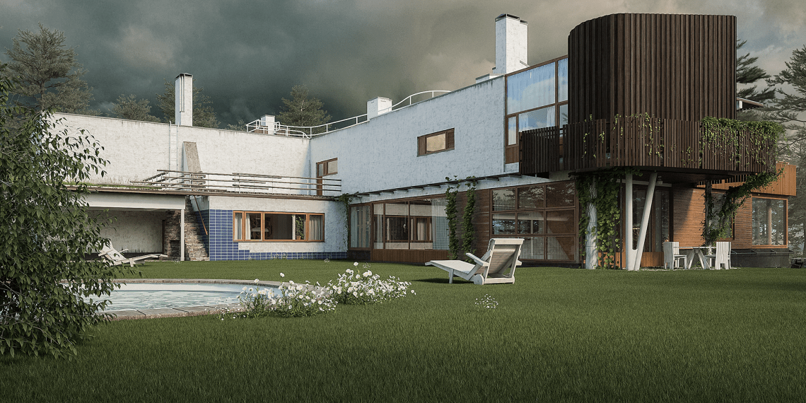 Corso V-ray Next - rendering Donato Locantore