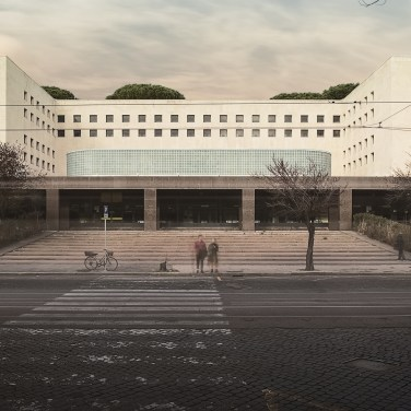 Post office, Roma - foto di Donato Locantore